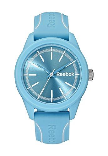 Reebok Spindrop RF-SPD-L2-PKIK-KW Damen-Armbanduhr mit blauem Silikonband (Reebok-finish)