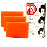 Kojie San Skin Lightening Soap 100g (Pack Of 3)