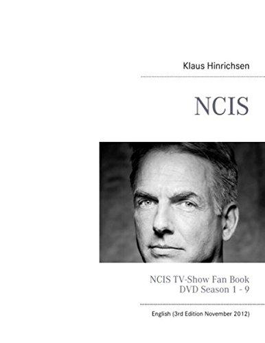 NCIS: NCIS TV-Show Fan Book DVD Season 1 - 9