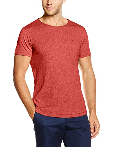 Tommy-Hilfiger-Thdm-Cn-Knit-SS-4-Camiseta-para-Hombre