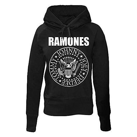Ramones Halfway - THE RAMONES - Seal - GIRLIE -