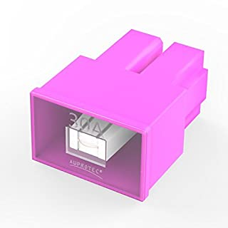 Auprotec® PAL AS Auto Link Fuses Slow Blow female OTO AS pacific fuse: 30 amp pink, 1 pc