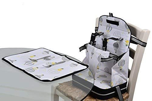 Baby Polar Gear Lot de 5 sets de table et siège pour harnais