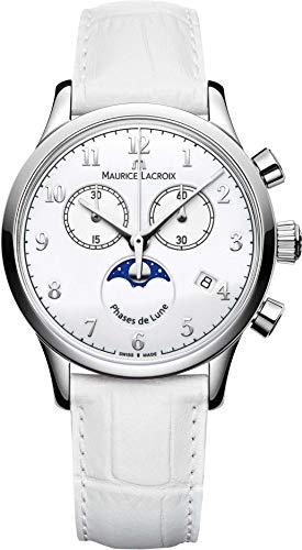 Maurice Lacroix Les Classiques montre Indicateur de la phase de la lune