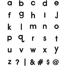 Balvi Letras magnéticas Magnet Message Color ...