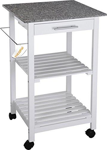 Küchenwagen mit granitplatte  ᐅᐅ】 kuechenwagen mit granitplatte Test 2017 ✅