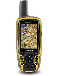 Garmin GPS Gerät Gpsmap 62, 010-00868-00
