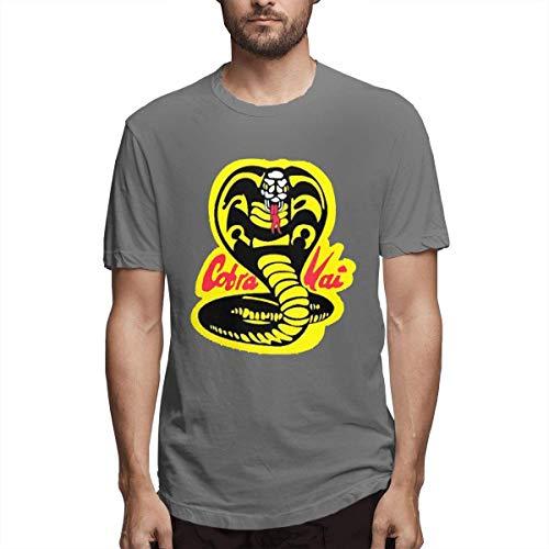 Athletic Shirts & Tees Oberteil und Bluse, Cobra Kai Denim Dad T Shirt for Man Tees -