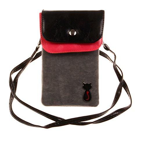 kiss-gold-tm-cute-little-cat-print-mobile-phone-cellphone-pouch-mini-shoulder-bag-grey