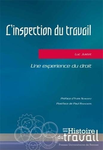 Inspection du travail : Une expérience du droit