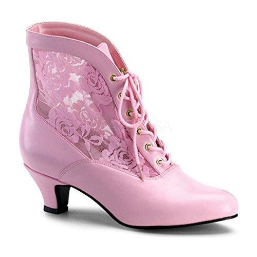 Funtasma Schuhe für Grand Dames: Dame-05 babypink matt Gr. 41,5