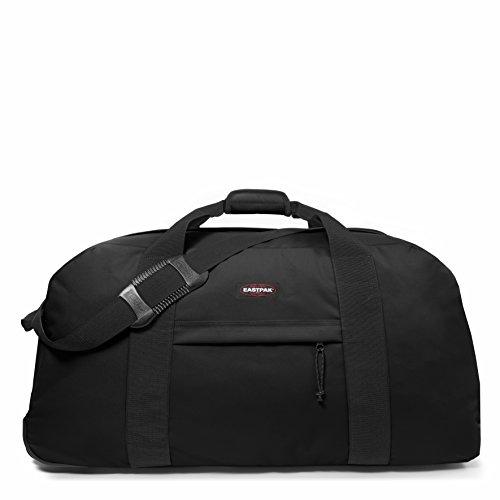 Eastpak Warehouse, Borsone Unisex, Nero (Black), 151 liters, M( 85cm-151L)