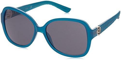 2acf2352a9 Guess Sunglasses Gf0275 87A 58 Gafas de sol, Turquesa (Türkis), Mujer