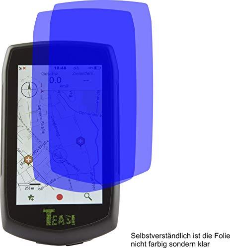 2X ANTIREFLEX matt Schutzfolie für Teasi One4 One 4 Bildschirmschutzfolie Displayschutzfolie Schutzhülle Bildschirmschutz Bildschirmfolie Folie