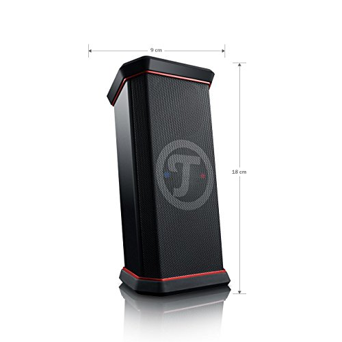 Teufel ROCKSTER XS – Mobiler Bluetooth-Stereo-Speaker aus massivem Aluminium für den Outdoor-Einsatz - 5
