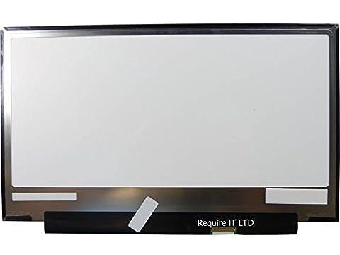 NEW 33,8cm Écran FHD Panneau LED brillant pour Toshiba Chromebook cb30-b-104