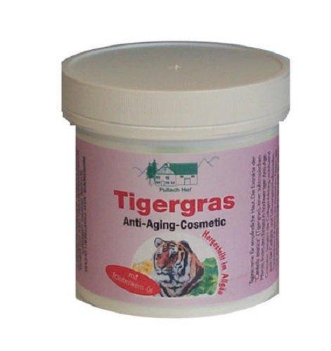 5x250ml Tigergras Anti Aging Cosmetic + 1x 150ml Creme aus meinem Sortiment GRATIS zum kennenlernen