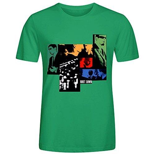 Gerlernt The Beastie Boys Root Down Ep T Shirts For Men Crew Neck