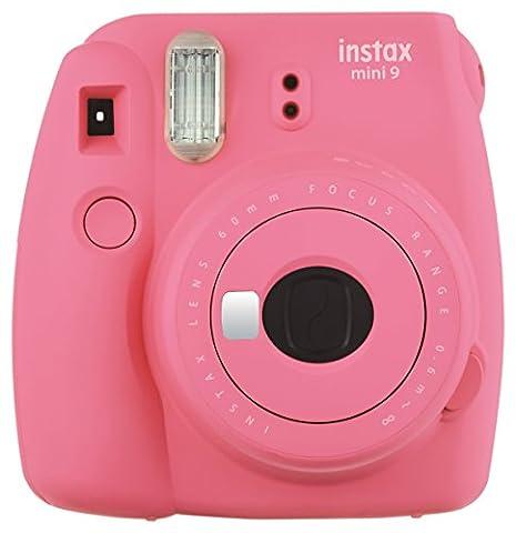 Polaroid Fujifilm Instax - Fujifilm Instax MINI 9 Imprimante - Rose
