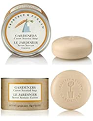 Crabtree & Evelyn Savon Parfumé Carotte 75 g