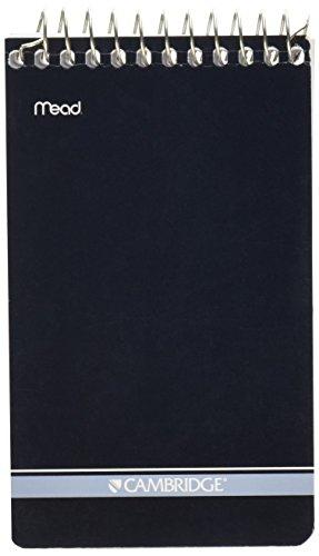 cambridge-cahier-a-spirale-memo-livre-bleu-marine-3-x-5-college-ligne-70-feuilles-par-mead