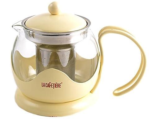 La Cafetiere 2-Cup Teapot,