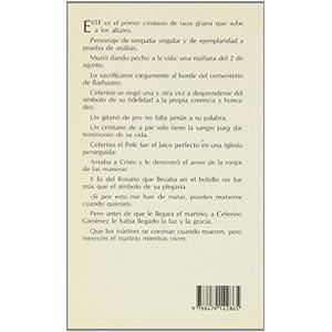 Ay, gitano. Isna, calorro.: Biografía de Ceferino Giménez Malla, mártir (POPULAR)