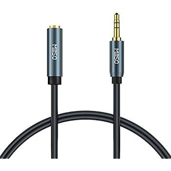 Handy-zubehör Kabel & Adapter 1m Aux Kabel Stereo 3,5mm Klinke Audio Klinkenkabel Für Handy Auto Schwarz