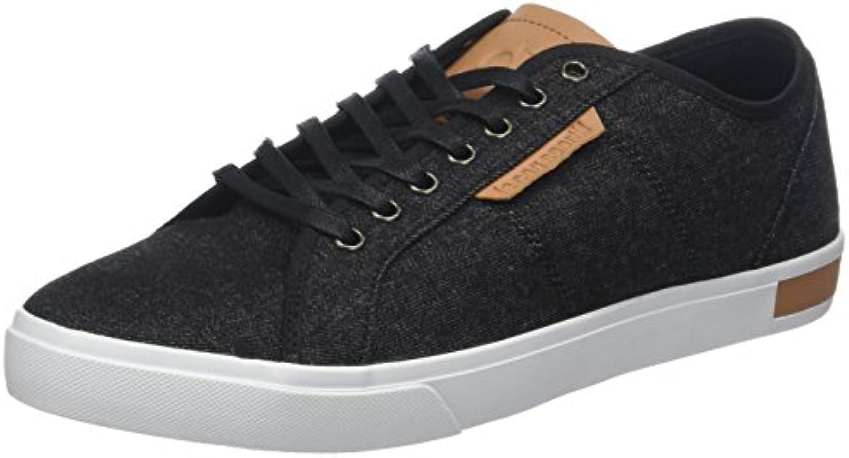 Le COQ Sportif Verdon Craft Black/Brown Sugar, Zapatillas para Hombre -