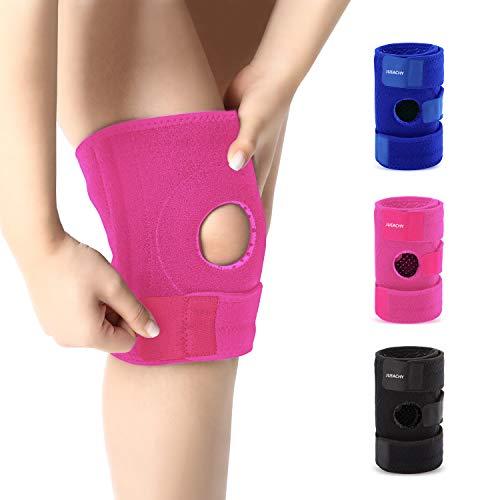 Jueachy Kniebandage für Männer Frauen, Kniebandage für Laufen, Wandern, Gewichtheben, Training