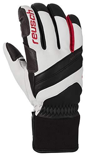 Reusch Marcel Hirscher 8.5 Ski, Snowboard Handschuhe männlich 8.5 Schwarz, Braun, Rot, Weiß - Winter Sport Handschuhe