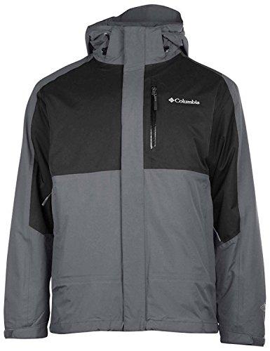 Preisvergleich Produktbild Columbia Men's Rural Mountain 3 in 1 Interchange Omni Heat Jacket