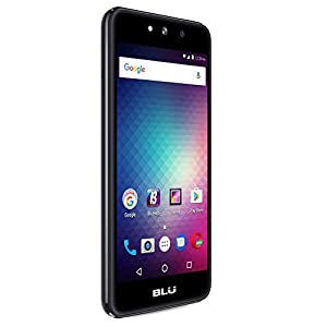 BLU Grand M SIM-Free Smartphone - Black