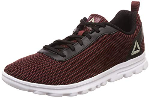 Reebok Men's Sweep Runner Black/Mineral Dust Running Shoes-9 UK/India (43 EU)(10 US) (DV7624)