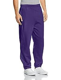 Urban Classics TB014B Herren Sporthose Sweatpants-Violett ,XXL