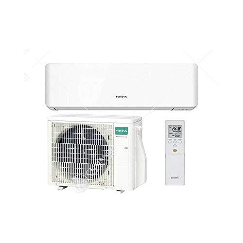 Fujitsu ASHG-07KMTA Climatizzatore Condizionatore Monosplit Pavimento KLWA 7000 BTU R-32 A++/A+ Nuovo, Garanzia 5 Anni, Bianco