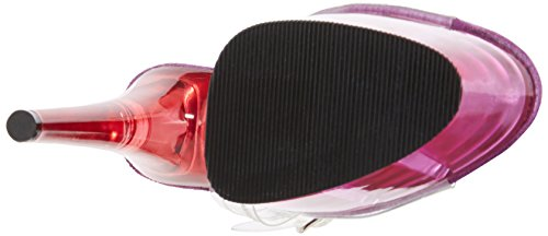 Pleaser ADORE-708MCT Clr/Purple Tinted