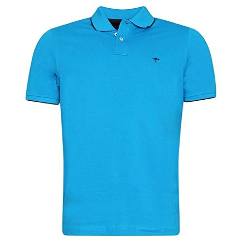 FYNCH-HATTON Poloshirt Aus Piqué 1117-1550 pool 614