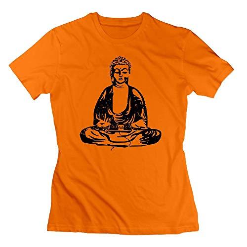 Buddha Gamer Womens Tshirts
