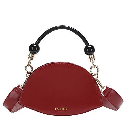 TYUJYT Umhängetasche Persönlichkeit pu-Leder Taschen für Frauen umhängetasche Designer handtaschen hochwertige weibliche ()