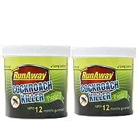 Runaway Cockroach Killer Pack of 2 Combo