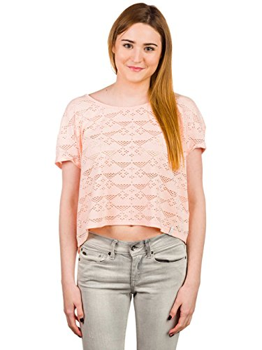 O 'Neill Damen T-Shirt Lw Torra Damen rosa - tropical peach/rose