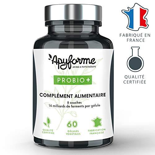 Apyforme - Probio + - Probiotiques haute efficacité - 8...