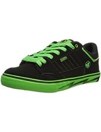 Dvs Chaussures Everett Quoi, Chaussures De Skate Pour Les Enfants, Noir (2), 33 Eu