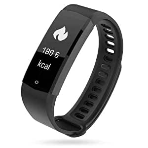 Lenovo HX06 Active Smart Band (Black)