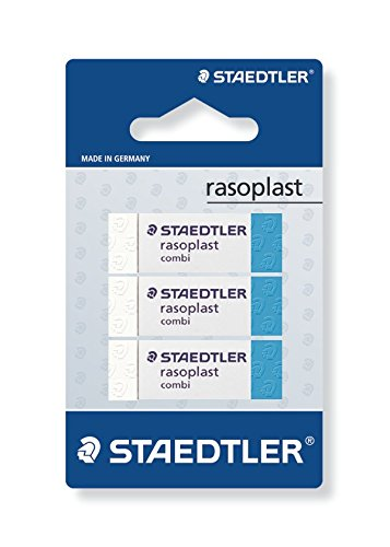 Staedtler - Goma de borrar, pack de 3