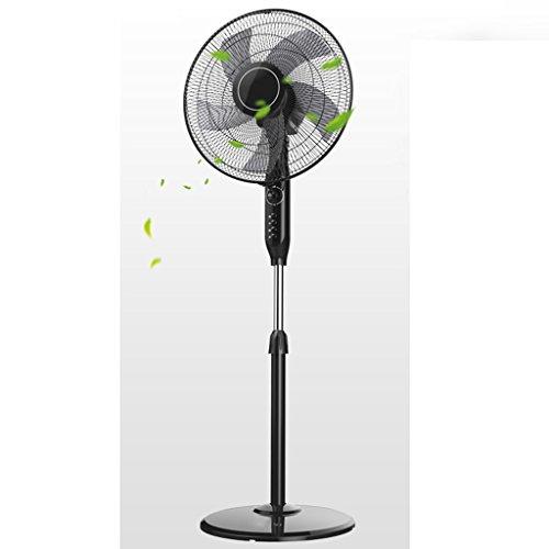 Ventilateur de plancher Home Mute Energy Saving Fan Black