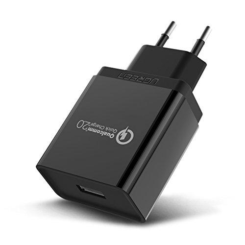 quick-charger-20-ugreen-cargador-rapido-usb-adaptador-de-carga-rapida-qualcomm-20-certificado-enchuf