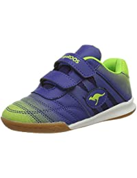 Kangaroos Unisex-Kinder Chelo Court V Low-Top