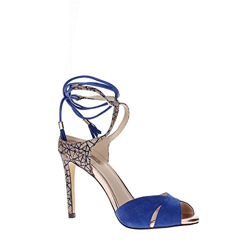 Menbur 07307 Sandale Femme DAZZLING BLUE